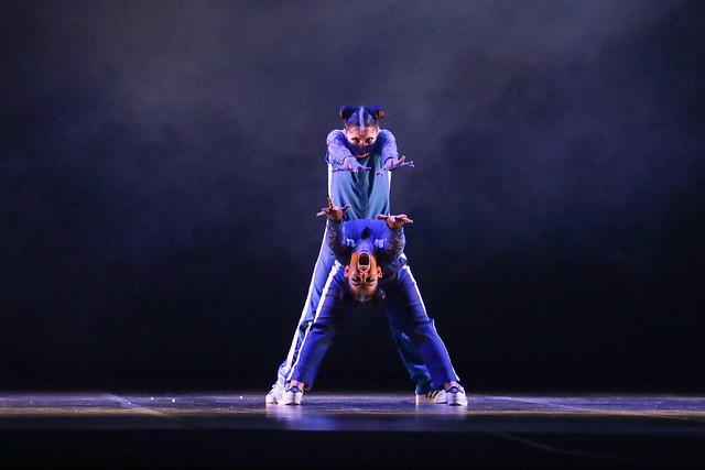 """""""Geminorum"""", Street Company Tatiana Souza: 1º Lugar Danças Urbanas l Duo l Júnior - Maykon Lammerhirt / Festival de Dança / Dilvugação"""