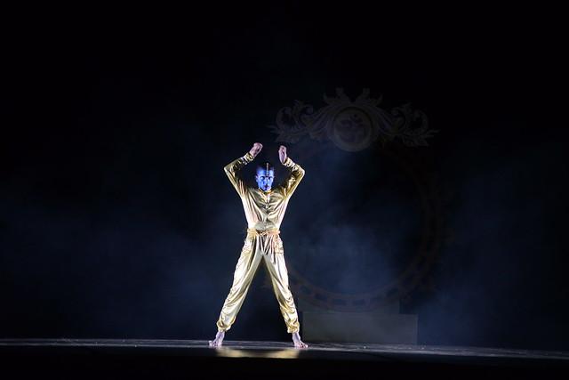 """""""A Renuncia ao Mundo, Consciência do Fruto"""", Sashas: 3º Lugar Danças Urbanas l Solo Masculino l Sênior - Nilson Bastian / Festival de Dança / Divulgação"""