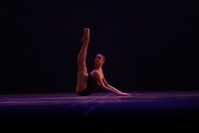 """""""Mel(o)dia"""", Grupo Vortice: 3º Lugar Balé Neoclássico l Solo Feminino l Júnior - Maykon Lammerhirt / Festival de Dança / Divulgação"""