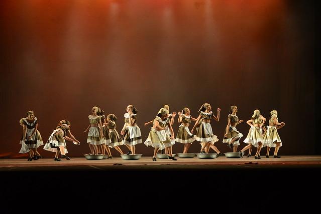 """""""Na nascente do rio"""", Grupo Kaiorra: 2º Lugar Sapateado l Conjunto l Júnior - Nilson Bastian / Festival de Dança / Divulgação"""
