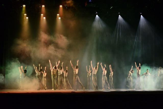 """""""Equinócio"""", Com Passo Cia de Dança: 1º Lugar Sapateado l Conjunto l Júnior - Nilson Bastian / Festival de Dança / Divulgação"""