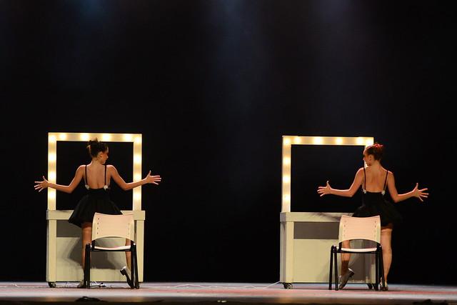 """""""Que se abram as cortinas..."""", Grupo Corpo Livre: 2º Lugar Sapateado l Duo l Júnior - Nilson Bastian / Festival de Dança / Divulgação"""