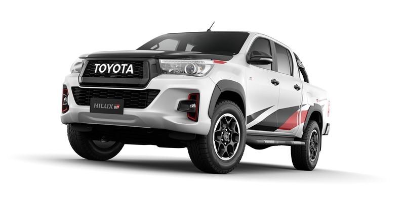 4- Toyota Hilux: carros expostos: 111.003,11; sinistros: 1.003; índice de roubos/furtos: 0,904% - Foto: Divulgação - Foto: Divulgação/Garagem 360/ND