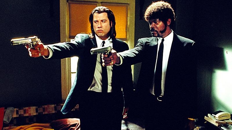 01/08 – Pulp Fiction: Tempo de Violência (1994) - Crédito: Divulgação/33Giga/ND