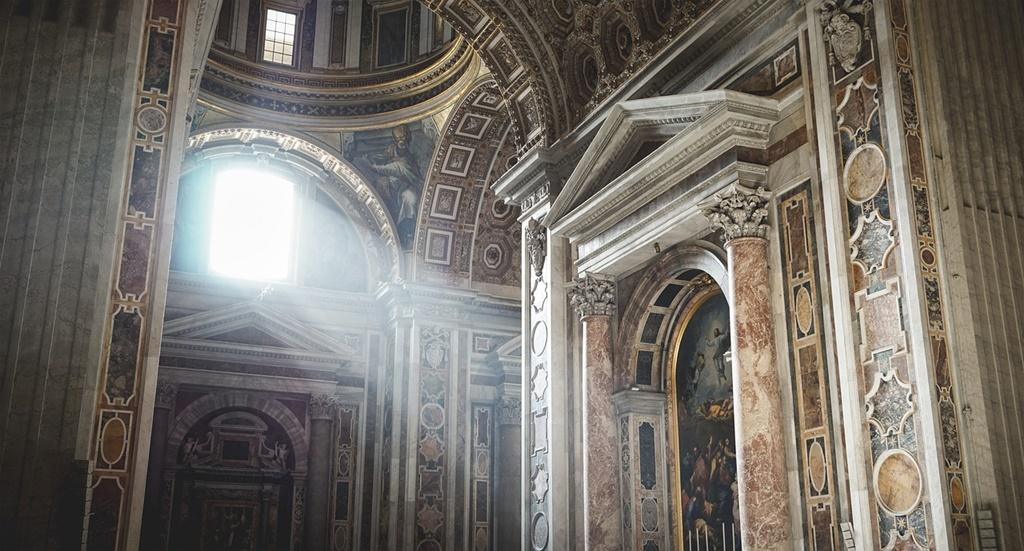 Basílica de São Pedro - Roma, Itália - TeroVesalainen por Pixabay - TeroVesalainen por Pixabay /Rota de Férias/ND