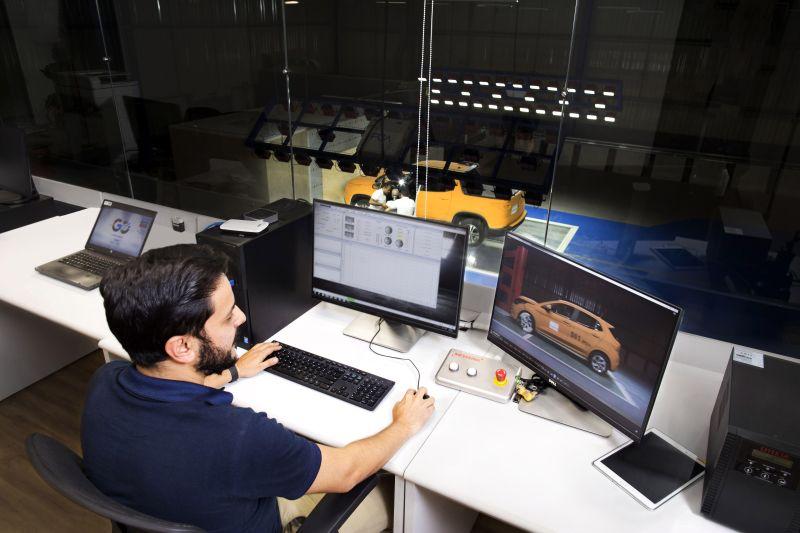FCA inaugura Safety Center em Betim (MG) - Foto: Divulgação - Foto: Divulgação/Garagem 360/ND