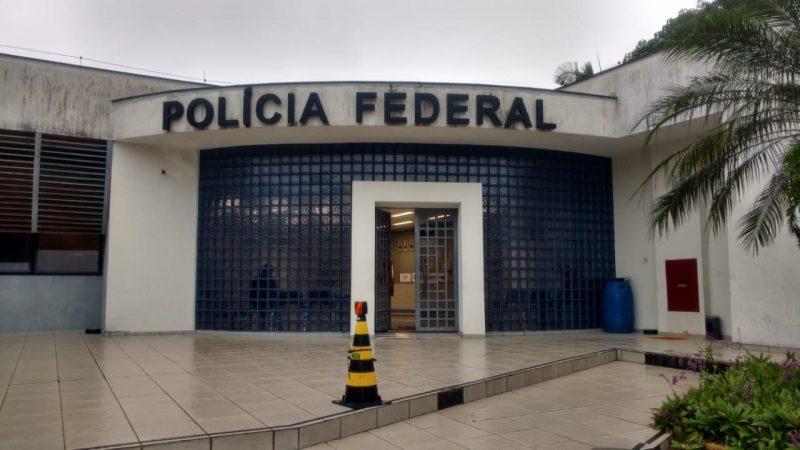 Articuladores foram presos pela Polícia Federal em Joinville – PF/Divulgação/ND
