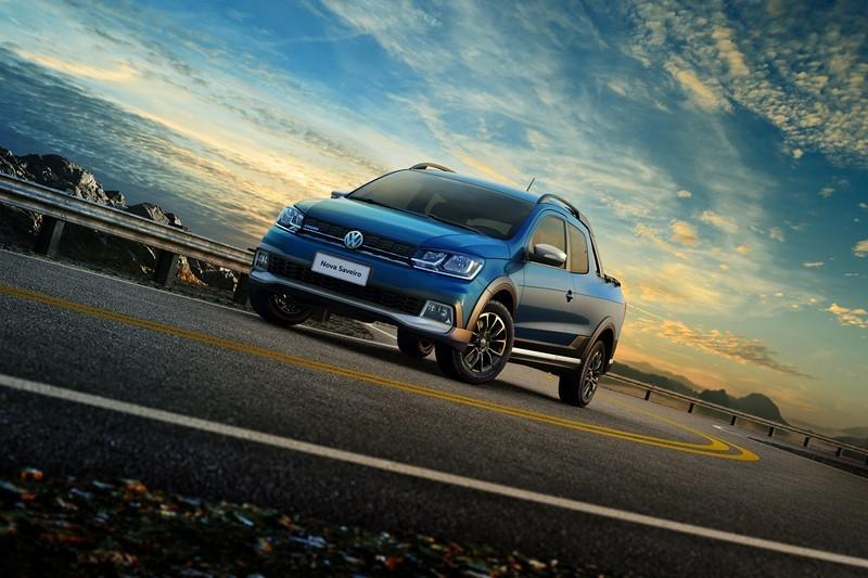 7- Volkswagen Saveiro: carros expostos: 70.052,38; sinistros: 576; índice de roubos/furtos: 0,822% - Foto: Divulgação - Foto: Divulgação/Garagem 360/ND