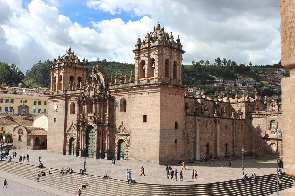 5- Praça Central de Cusco - Cusco, Peru - DCChefAnna por Pixabay - DCChefAnna por Pixabay/Rota de Férias/ND