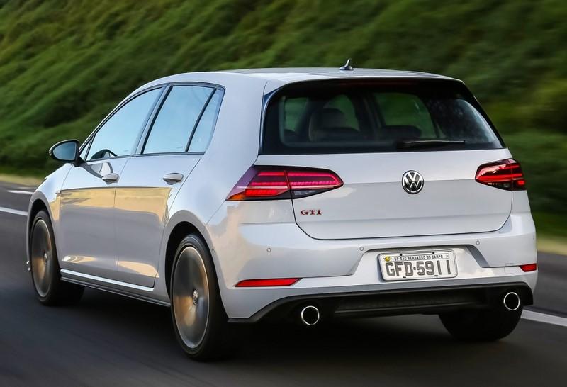 9- VW Golf GTI - 230 cv - Foto: Divulgação - Foto: Divulgação/Garagem 360/ND