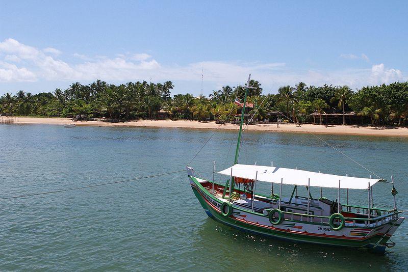 Praia de Barra Grande, que fica na península baiana de Maraú - turismobahia via Visual Hunt / CC BY-SA - turismobahia via Visual Hunt / CC BY-SA/Rota de Férias/ND