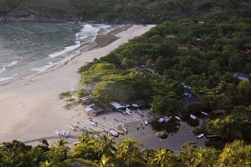 Bonete, praia cercada por vila de pescadores, em Ilhabela, no litoral paulista - Life Trips! via Visual Hunt / CC BY-NC-SA - Life Trips! via Visual Hunt / CC BY-NC-SA/Rota de Férias/ND