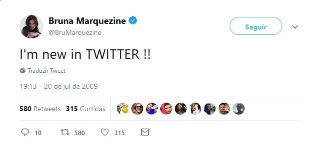 Bruna Marquezine – 20 de julho de 2009: