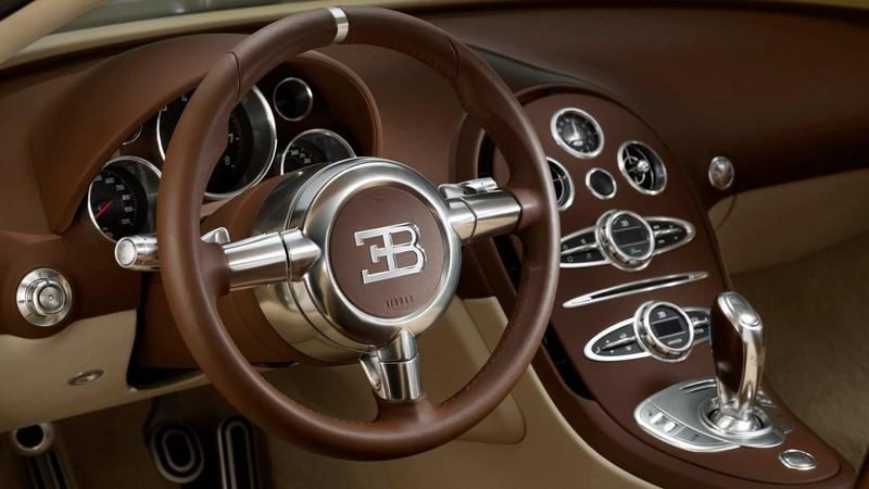 Bugatti Veyron Jean Bugatti Edition: 3 unidades - Foto: Divulgação - Foto: Divulgação/Garagem 360/ND