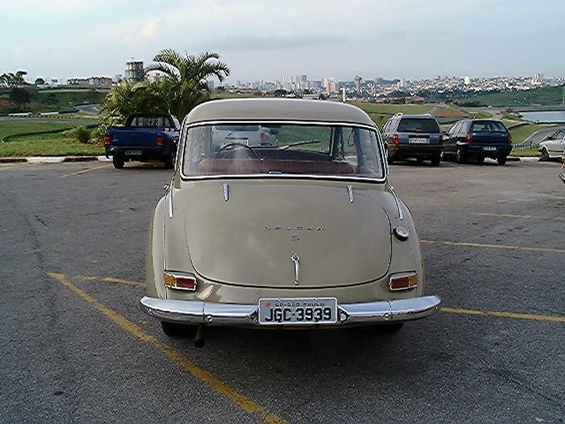 DKW-Vemag Belcar 1967 - Foto: Acervo Pessoal/ Flavio Gomes - Foto: Acervo Pessoal/ Flavio Gomes/Garagem 360/ND