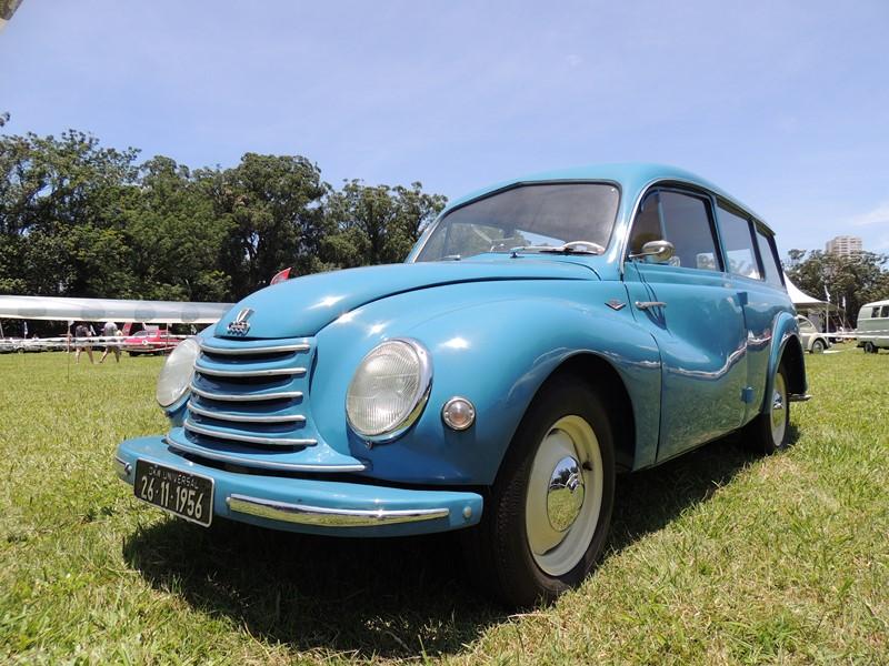 DKW-Vemag Universal 1956 - Foto: Acervo Pessoal/Flavio Gomes - Foto: Acervo Pessoal/Flavio Gomes/Garagem 360/ND