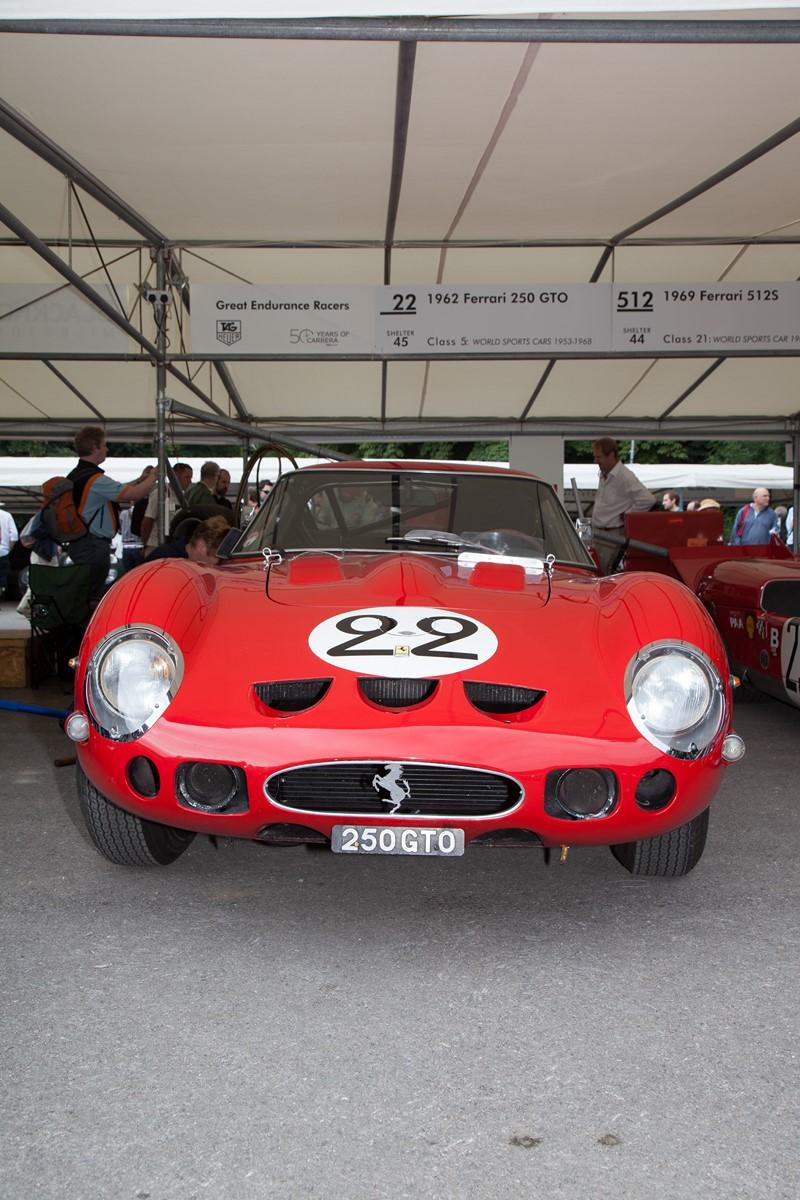 Ferrari 250 GTO: 39 unidades - Foto: Divulgação - Foto: Divulgação/Garagem 360/ND