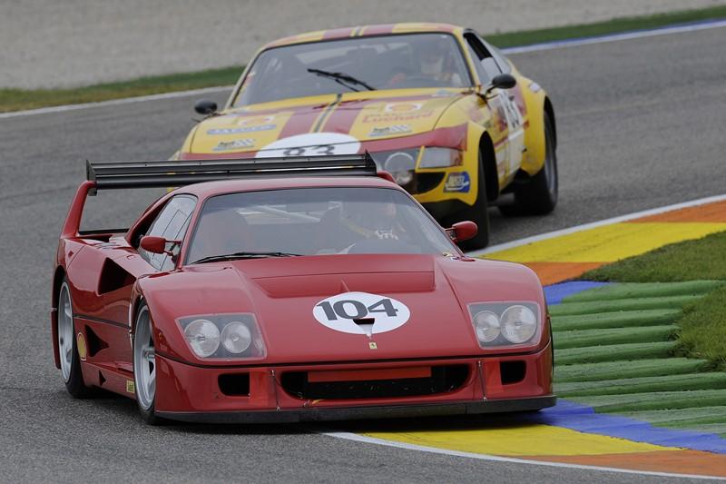 Ferrari F40 LM: exclusiva para as pistas, teve somente19 unidades - Foto: Divulgação - Foto: Divulgação/Garagem 360/ND
