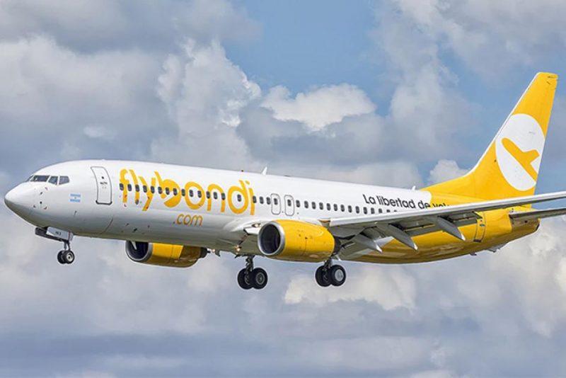 Florianópolis será o quarto destino internacional operado pela companhia aérea, somando-se a Assunção (Paraguai), Punta del Este (Uruguai) e Rio de Janeiro (Brasil) – Divulgação/ND