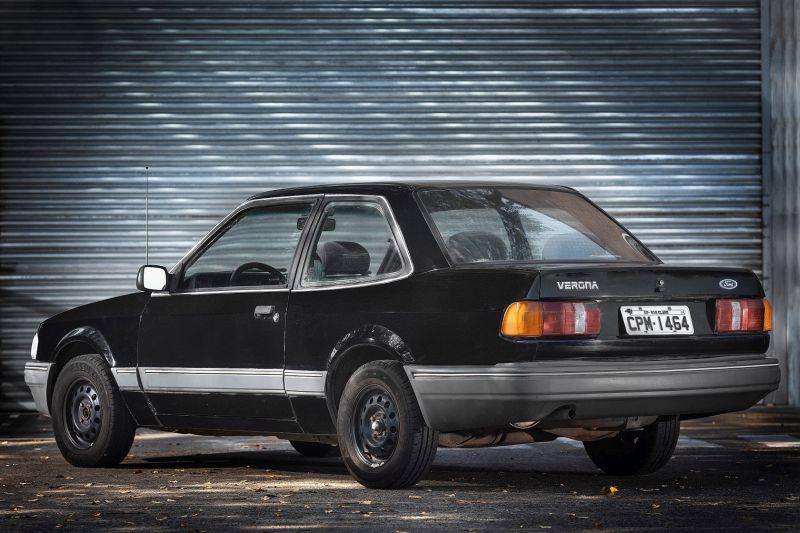 Ford homenageia professor que já rodou mais de 1 milhão de km com seu Verona 1990 - Foto: Divulgação - Foto: Divulgação/Garagem 360/ND