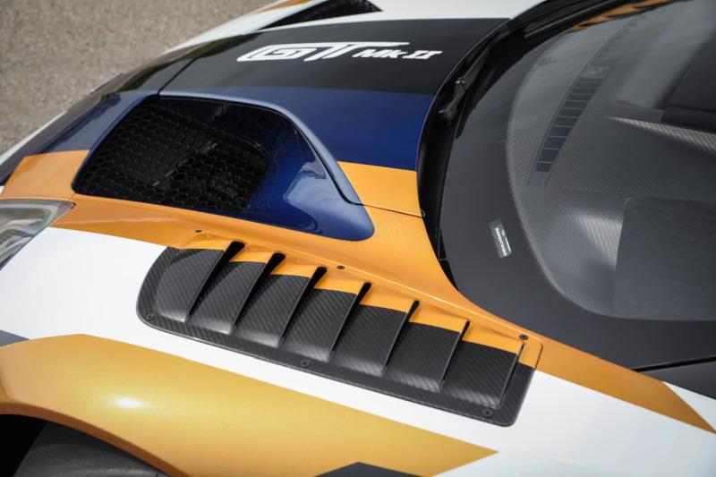 Ford GT Mk II - Foto: Divulgação - Foto: Divulgação/Garagem 360/ND