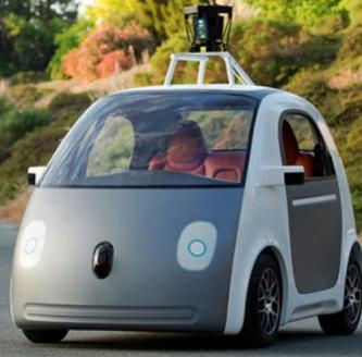 O Google também criou um projeto automotivo que não tem direção e pedal de aceleração - Foto: Reprodução - Foto: Reprodução/Garagem 360/ND