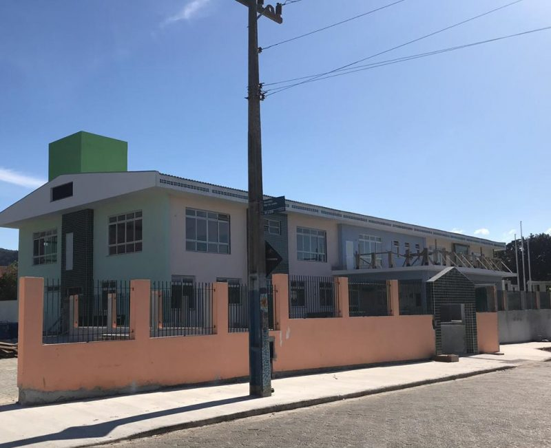 Creches e escolas públicas foram batizadas a partir de nomes de moradores da Ilha – Foto: PMF/Divulgação/ND