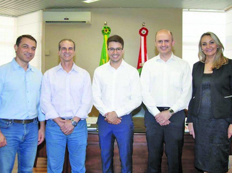 Gustavo Salvador Pereira foi anunciado por Carlos Moisés em dezembro e tomou posse em janeiro de 2019 – Reprodução/ND