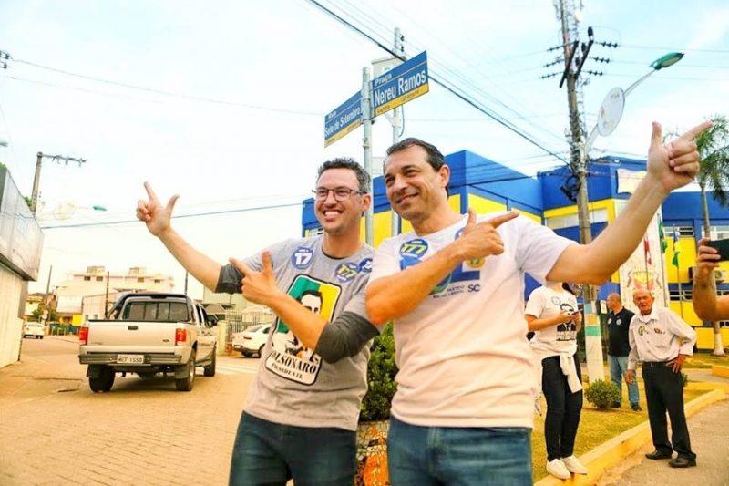 Durante a campanha de 2018, Moisés criticou a estrutura partidária tradicional – Foto: Divulgação/ND