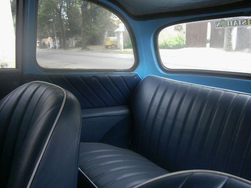 Parte interna do Trabant - Foto: Maria Beatriz Vaccari/Garagem 360 - Foto: Maria Beatriz Vaccari/Garagem 360/Garagem 360/ND