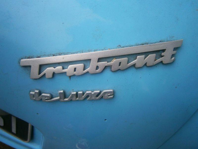 Trabant - Foto: Maria Beatriz Vaccari/Garagem 360 - Foto: Maria Beatriz Vaccari/Garagem 360/Garagem 360/ND