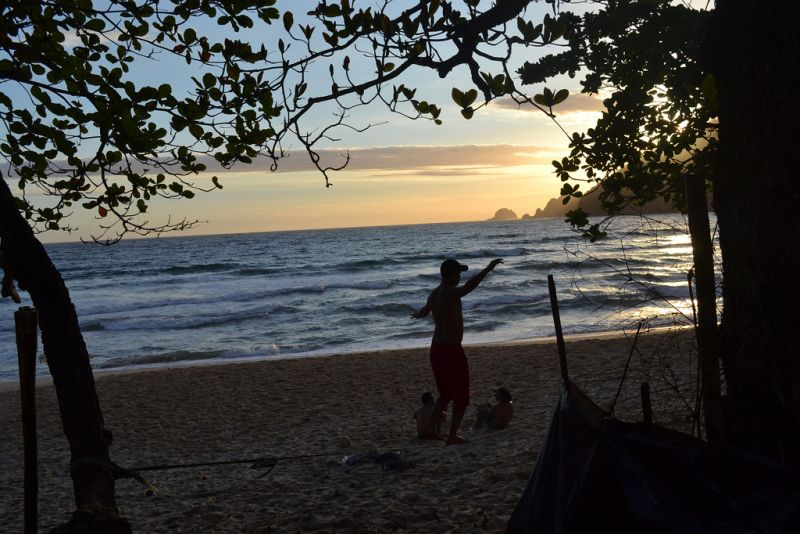 Praia do Sono fica em Paraty, no litoral do Rio de Janeiro. É uma das mais desertas da região - madu_monte via VisualHunt.com / CC BY-NC-SA - madu_monte via VisualHunt.com / CC BY-NC-SA/Rota de Férias/ND