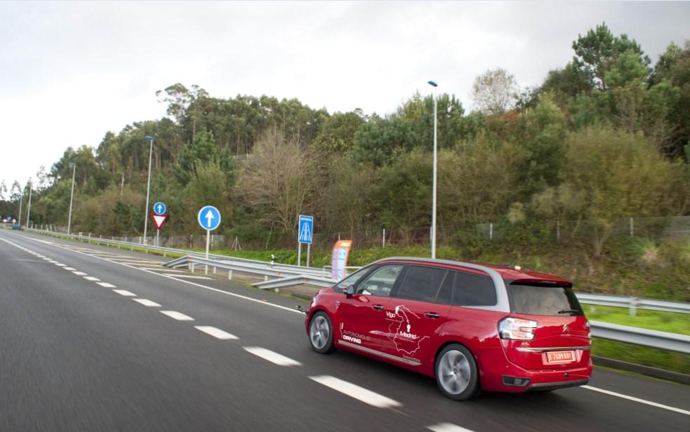 Protótipo autônomo da PSA Peugeot Citroën - Foto: Divulgação - Foto: Divulgação/Garagem 360/ND