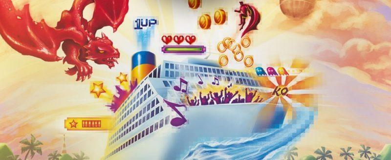 Geek on Board: cruzeiro que usa cultura pop como tema abre venda de ingressos - Reprodução