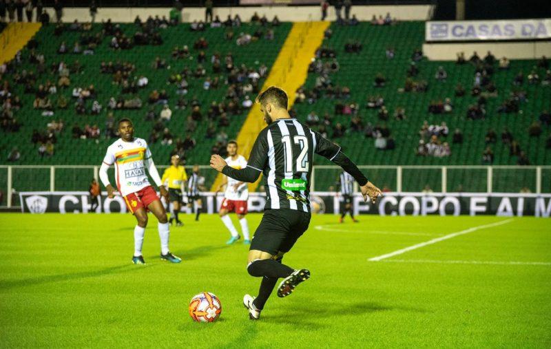 Fellipe Mateus, do Figueirense - Matheus Dias/FFC