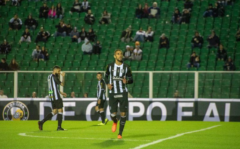 Rafael Marques, mesmo chegando em abril, aparece no final da lista: 28 jogos, 6 gols e 2 assistências - Matheus Dias/FFC