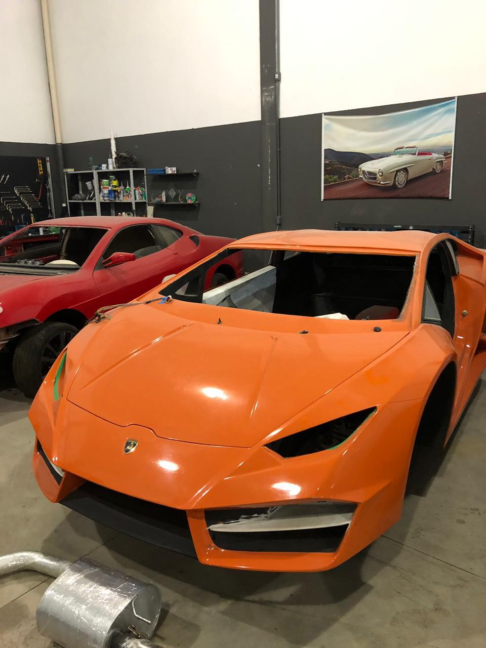 A investigação tiveram início após uma representação das marcas italianas Ferrari e Lamborguini Automobili - Polícia Civil/Divulgação