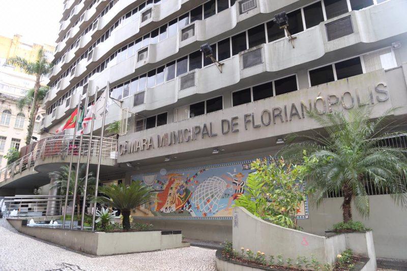 Sede da Câmara da Capital – Foto: Anderson Coelho/ND