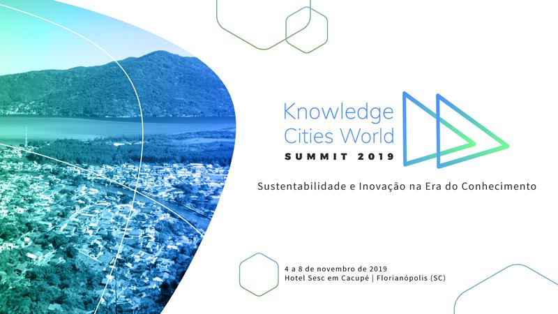 Faltam 100 dias para a 12º edição do seminário internacional de cidades do conhecimento – Fecomércio/Divulgação