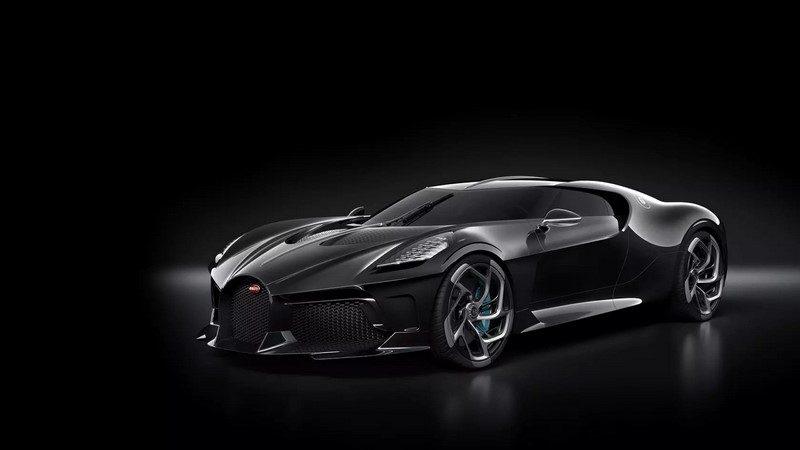 Bugatti lidera: relembre os modelos mais exclusivos do mundo - Foto: Divulgação