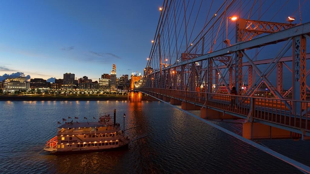 Cincinnati - Johannes Plenio por Pixabay - Johannes Plenio por Pixabay/Rota de Férias/ND