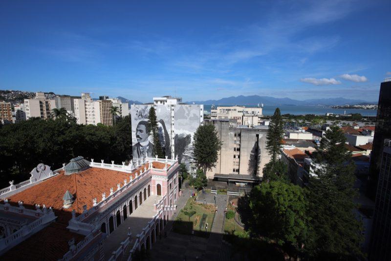 Em décimo lugar está o Museu Cruz e Sousa - Divulgação, ND