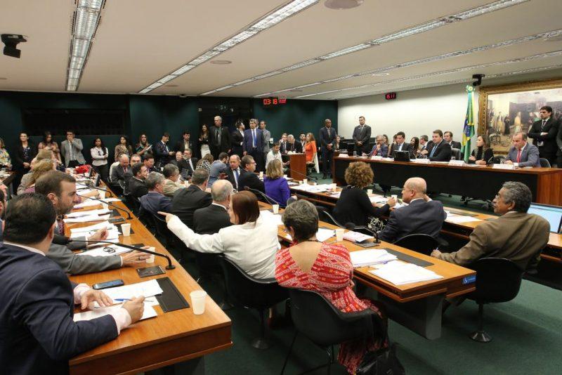 CCJ da Câmara dos Deputados ouviu o ministro Sergio Moro nesta terça-feira – Fabio Rodrigues Pozzebom/Agência Brasil/ND