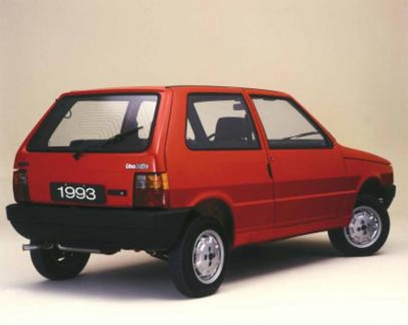 Fiat Uno (1993) - Foto: Divulgação - Foto: Divulgação/Garagem 360/ND