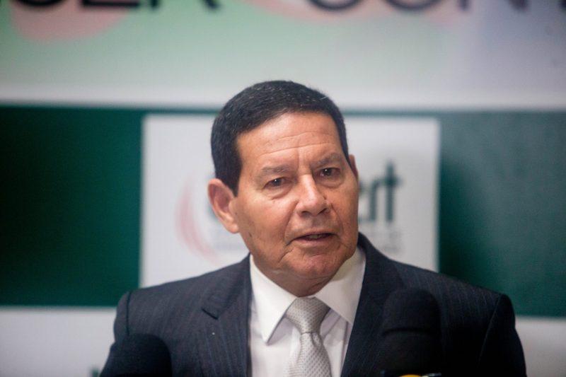 Vice-presidente Mourão cancela agenda em SC; veja os motivos – Foto: Flavio Tin/Arquivo/ND