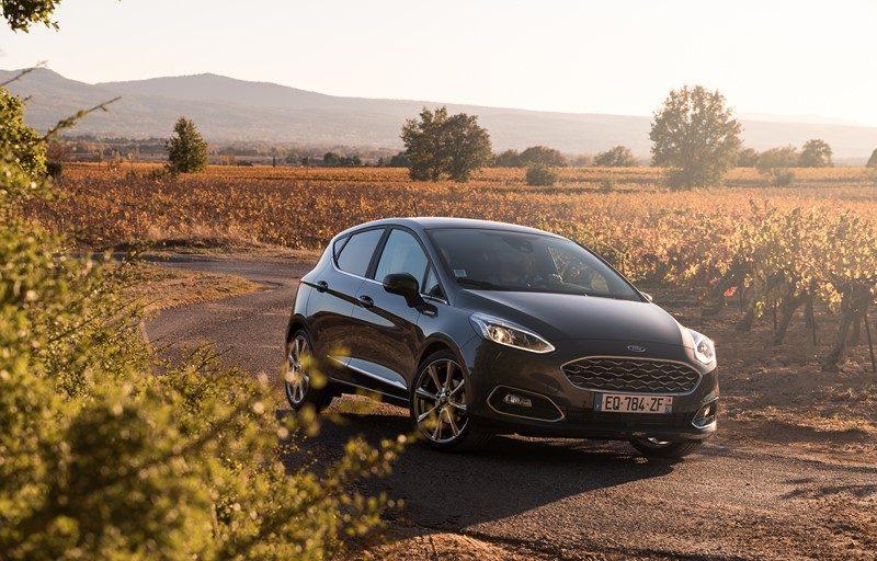Ford Fiesta (2017): a última geração do hatch foi lançada na Europa no ano passado, mas não deve vir para o Brasil - Foto: Divulgação - Foto: Divulgação/Garagem 360/ND