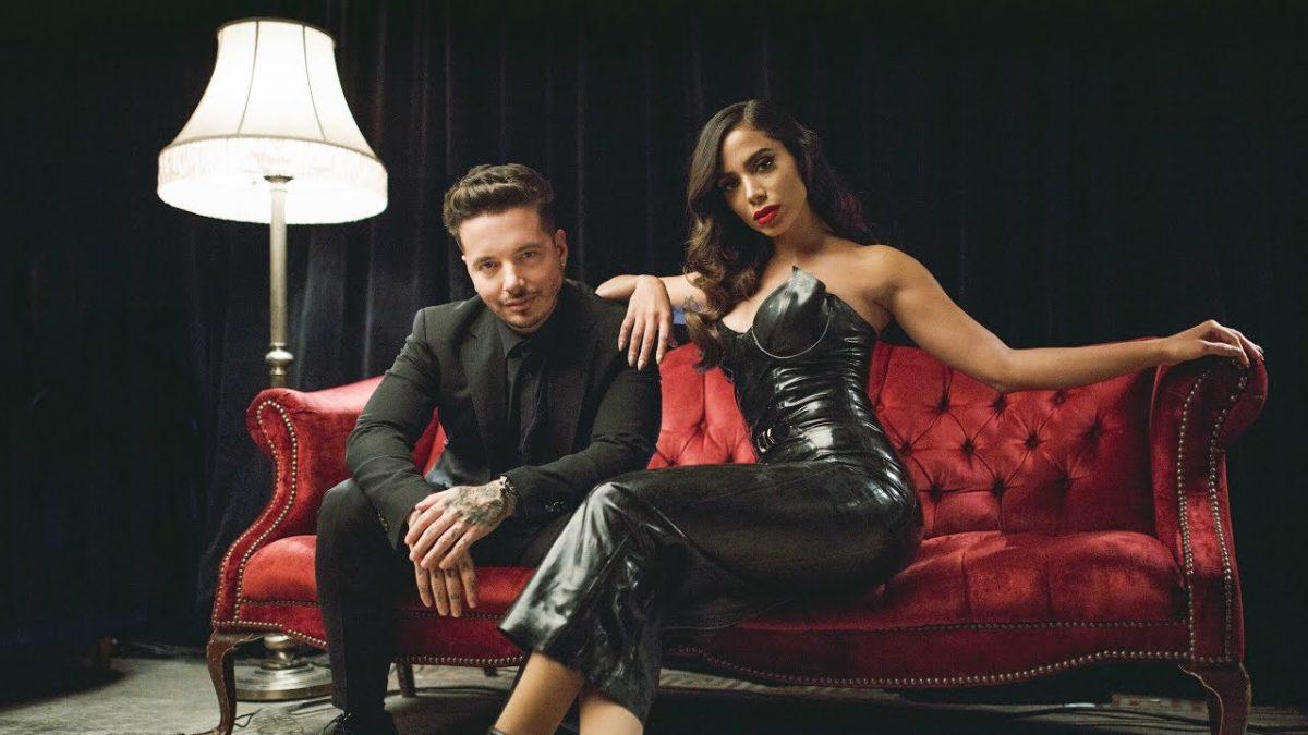 20. Anitta e J Balvin – Downtown (http://bit.ly/2JKSeqy): 428 milhões de visualizações - Crédito: Reprodução YouTube/33Giga/ND
