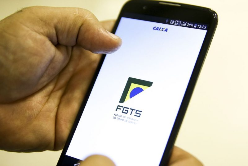 Caixa Econômica Federal anunciou o calendário de saques do FGTS – Marcelo Camargo/Agência Brasil/Divulgação/ND