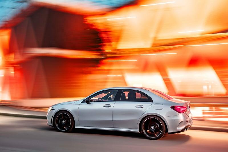 Mercedes lança novo Classe A Sedan no Brasil - Foto: Divulgação - Foto: Divulgação/Garagem 360/ND