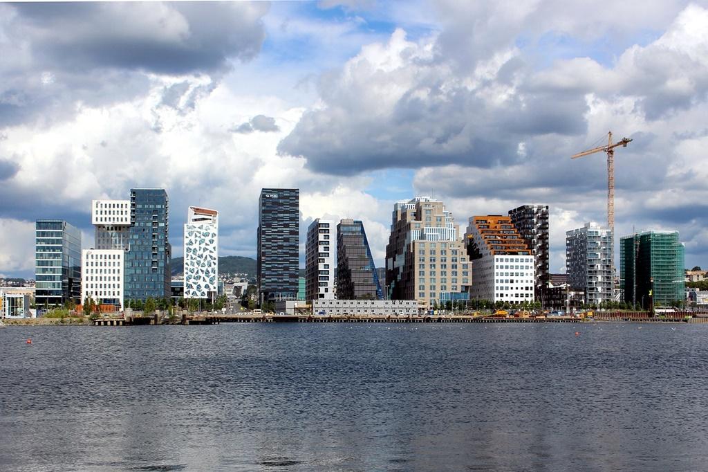 Oslo - Alexandra von Gutthenbach-Lindau por Pixabay - Alexandra von Gutthenbach-Lindau por Pixabay/Rota de Férias/ND